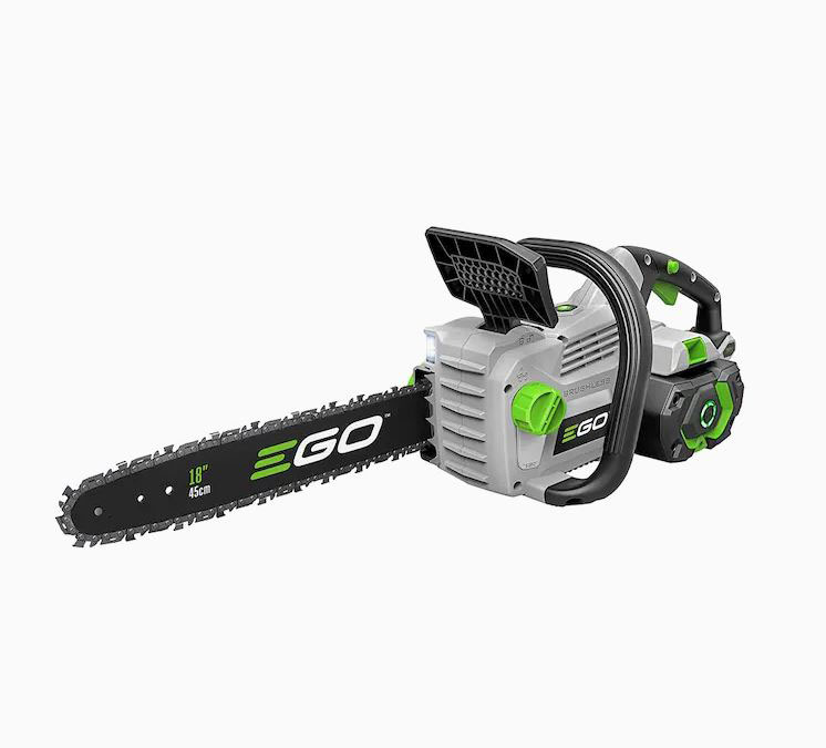 Read more about the article EGO POWER+ – 18-in Brushless Cordless Electric Chainsaw
