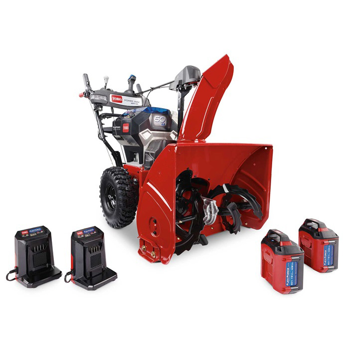 Read more about the article Toro – 60V Power Max® e26 two-stage snow blower