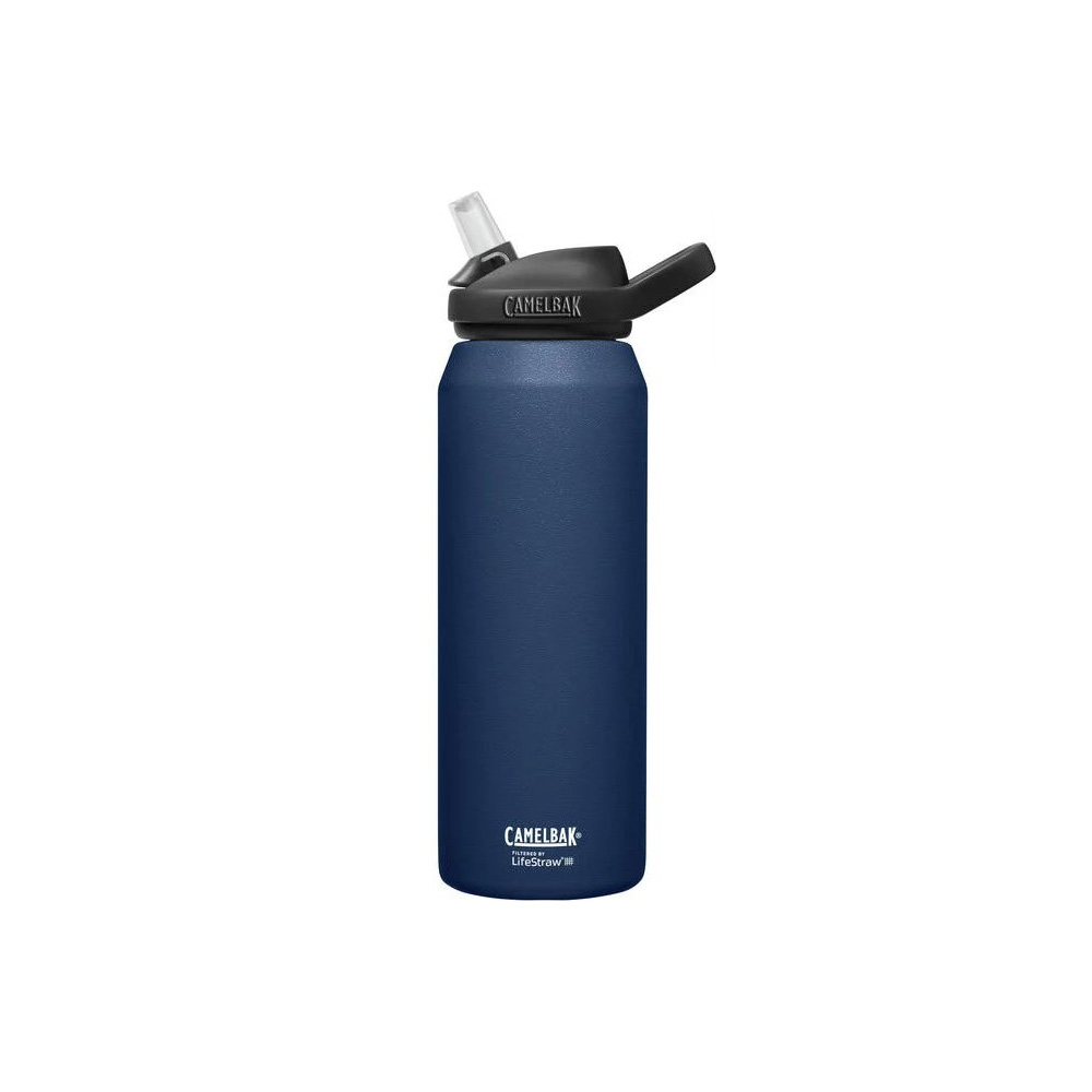 Read more about the article Camelbak – Eddy® + filtered by LifeStraw®, 32oz Bottle, Vacuum Insulated Stainless Steel