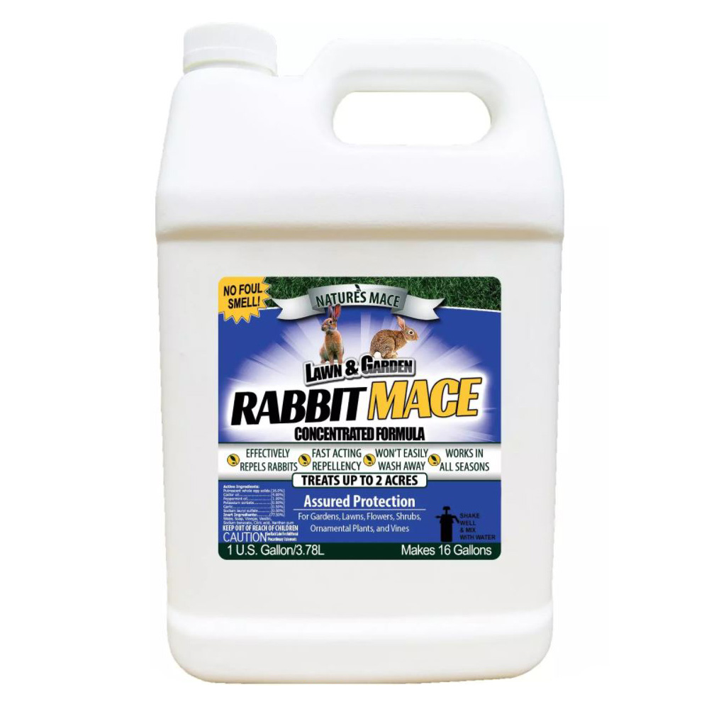 Read more about the article Nature's Mace – Rabbit MACE 1 Gallon Concentrate