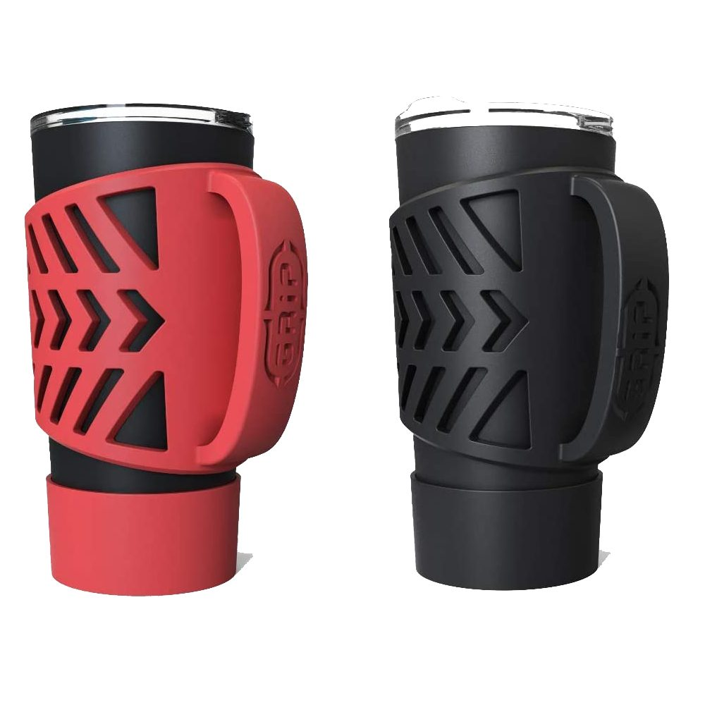 Gangster Armor - Grip Handle for 20 oz Tumbler (2 pack)