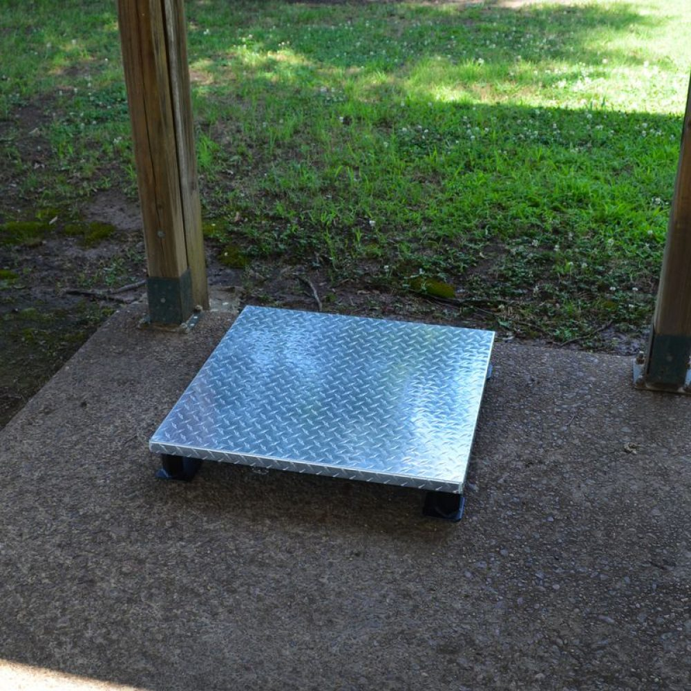 Titan Outdoors - Fire Pit Heat Shield