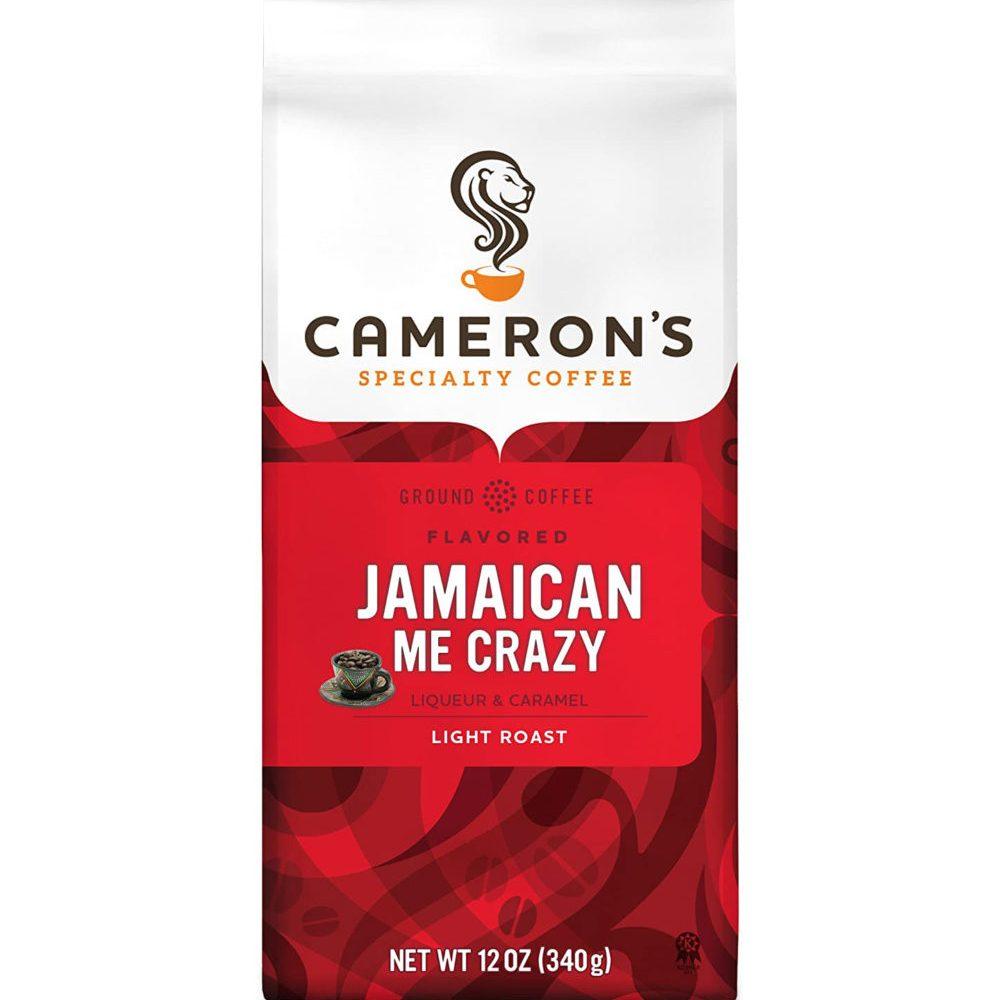 Cameron's Specialty Coffee - Jamaican Me Crazy
