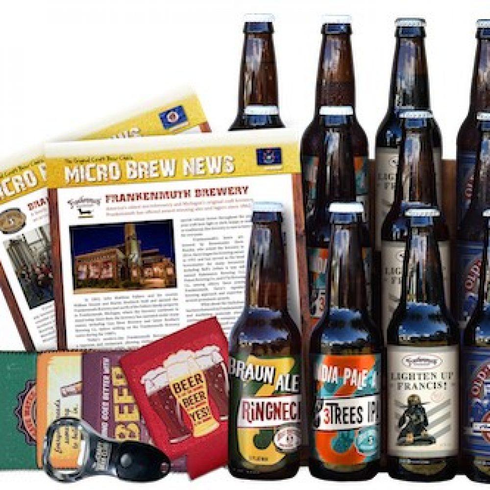 Craft Beer Club - Beer of the Month Club