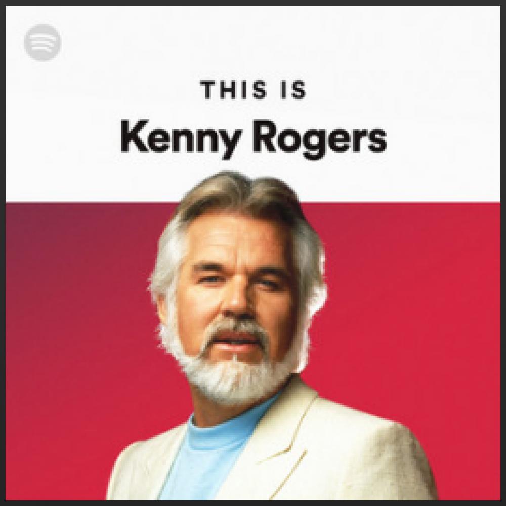 Kenny Rogers Spotify