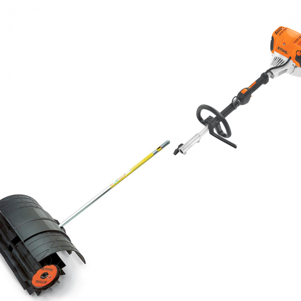 STIHL - KM 131 R & Power Sweep